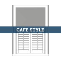 café shutter
